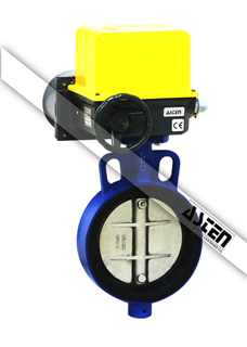 Electrical Butterfly Valve